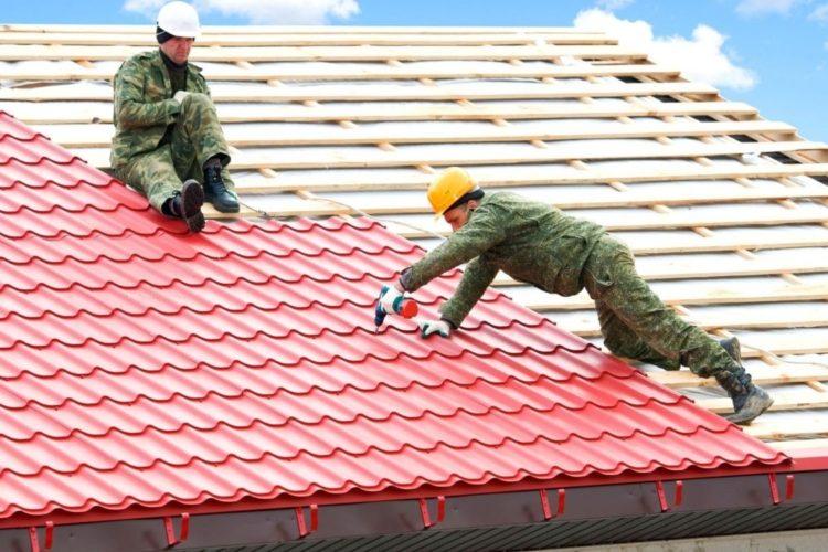 Що важливо при перекритті даху